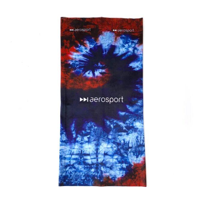 Aerobuff tie-dye