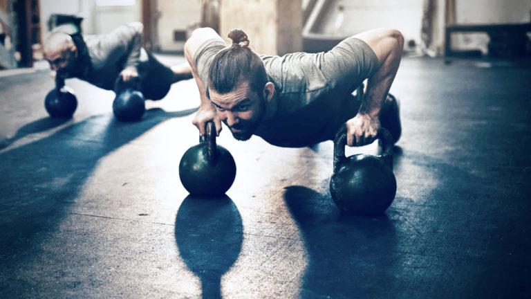 Deporte en casa: Kettlebell Workout