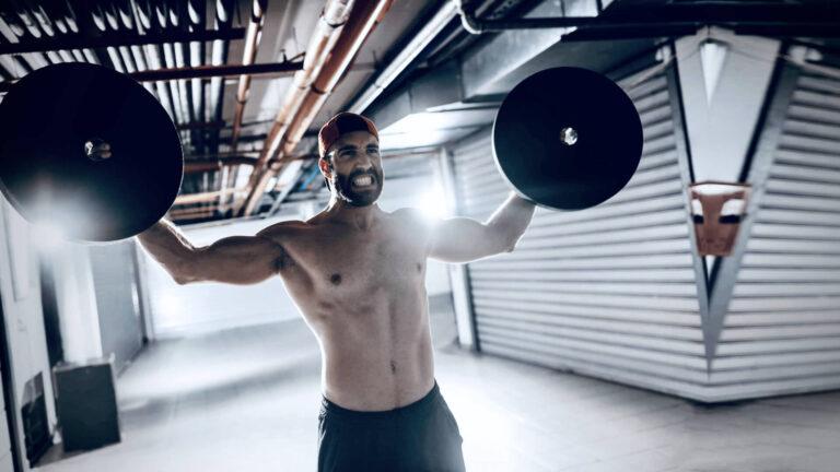 Gana más masa muscular