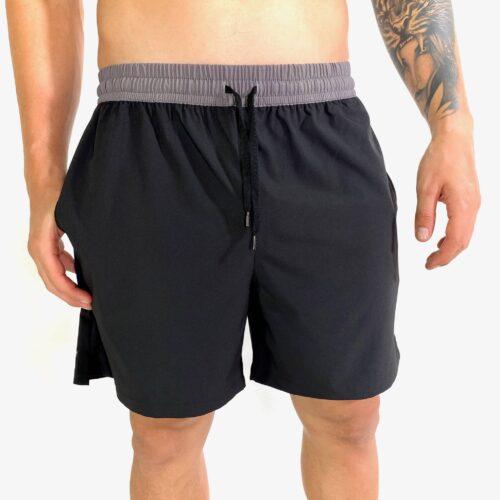 Shorts Gris Sedate