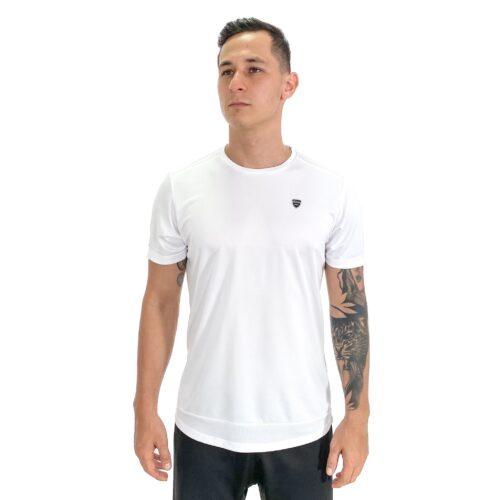 T-Shirt Alive Blanco